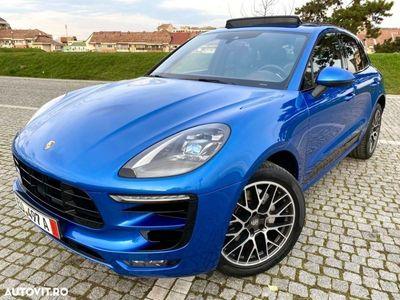 second-hand Porsche Macan