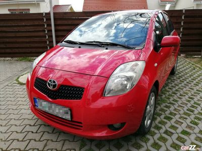 second-hand Toyota Yaris 2007 varianta full