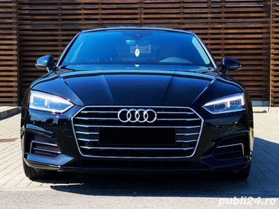 second-hand Audi A5 2.0tdi 190cp Virtual Automat Full LED MATRIX XENON Fullpiele Bancheta Incalzita 4xClimatroni