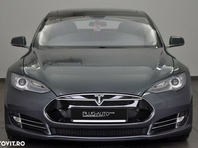 second-hand Tesla Model S