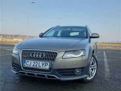 second-hand Audi A4 Allroad B8
