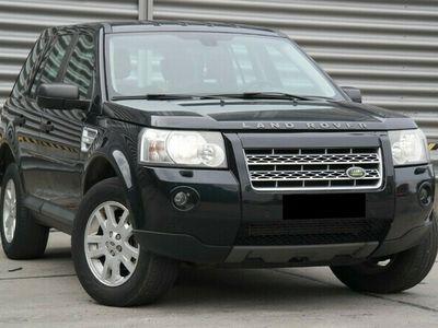 second-hand Land Rover Freelander 2 4x4 - an 2007 luna 11, 2.2 Td4