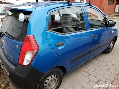 second-hand Hyundai i10