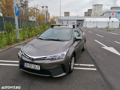 second-hand Toyota Corolla 1.33