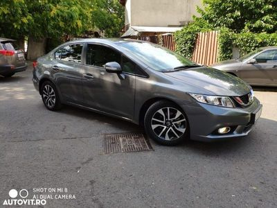 used Honda Civic IX