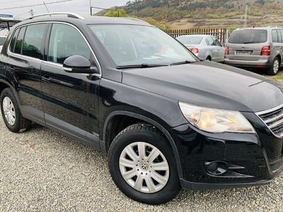 second-hand VW Tiguan 4motion