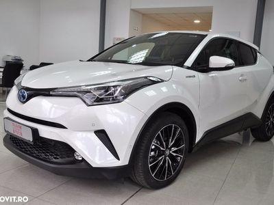 second-hand Toyota C-HR Hybrid, LED, Tapiterie piele, TVAdeductibil