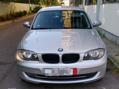 second-hand BMW 120 e87 d 2008