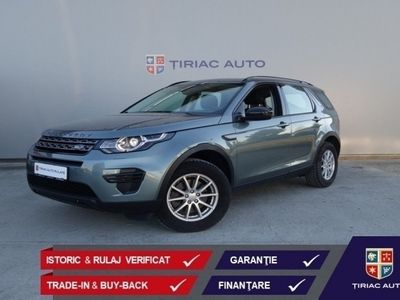 second-hand Land Rover Discovery Sport Discovery Sport2.0 l PURE Aut.