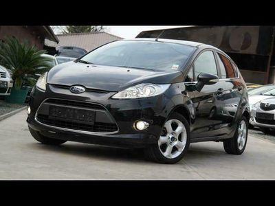 second-hand Ford Fiesta - an 2011, 1.2 (Benzina)