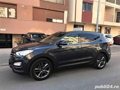 second-hand Hyundai Santa Fe luxuri edition