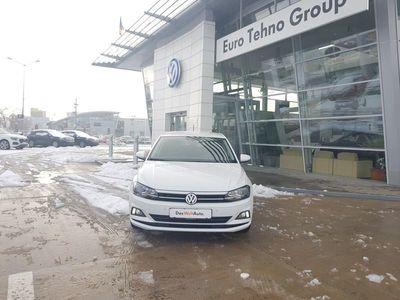 second-hand VW Polo Highline 1.0 TSI DSG, 4 usi