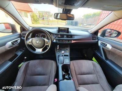 second-hand Lexus CT200h