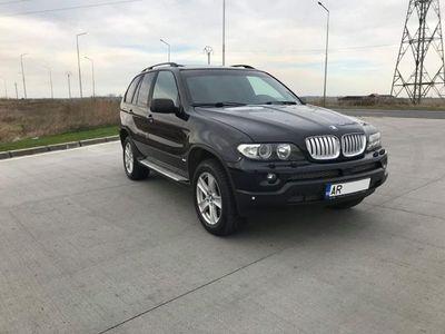 second-hand BMW X5 - an 2004, 3.0 (Diesel)