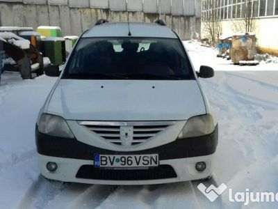 used Dacia Logan MCV 1.5dci 7 locuri