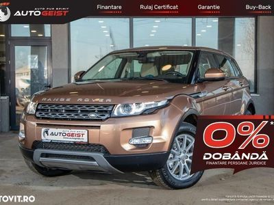 second-hand Land Rover Range Rover evoque   34.000 km  