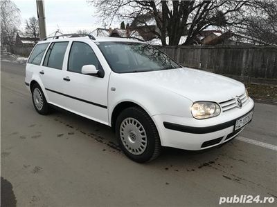 second-hand VW Golf anul fabr. 2006 recent adus ,