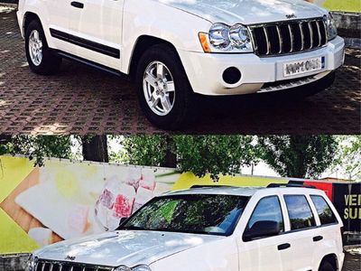 second-hand Jeep Grand Cherokee / alb /impecabil /4/4 anvelope noi iarna