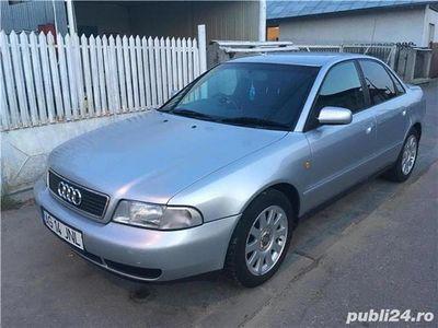brugt Audi A4 schimb cu Logan MCV sau 4x4 mic (Vitara, Samurai, Feroza etc)