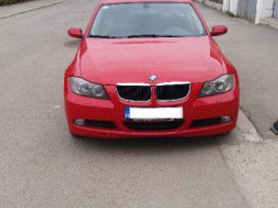 second-hand BMW 320 D 2007