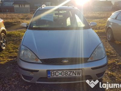 second-hand Ford Focus 2002 1.8 diesel