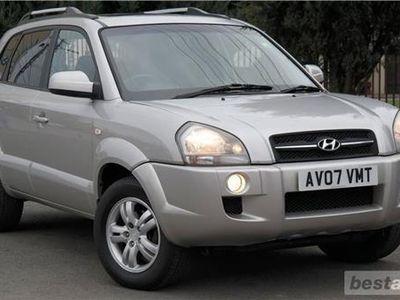 brugt Hyundai Tucson 4x4, 2.0 crdi (Diesel), an 2007