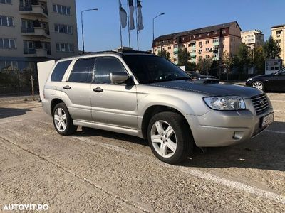 second-hand Subaru Forester 2.5 XT, 230 cp, AT, 4x4, piele, full option
