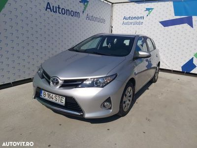 second-hand Toyota Auris
