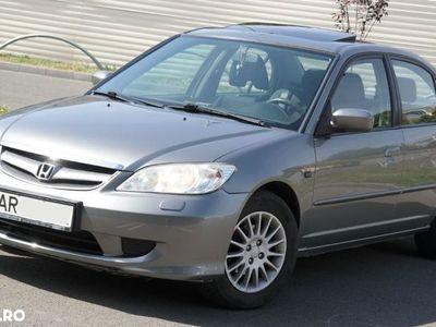 second-hand Honda Civic 1.6i