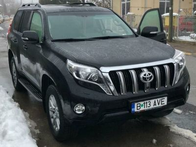 second-hand Toyota Land Cruiser 2.8l