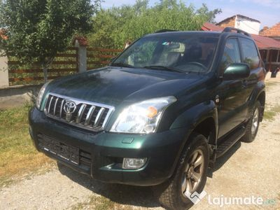 second-hand Toyota Land Cruiser 3.0 d4d 2004 Climatronic reductor 165cp