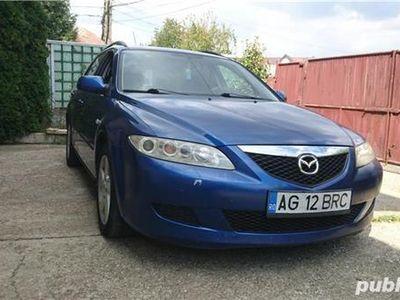 second-hand Mazda 6 break