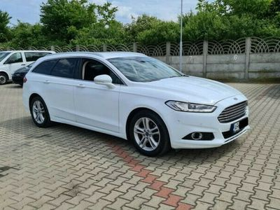 second-hand Ford Mondeo 2.0 TDCi 184 Cp 2015 Euro 5 Automat