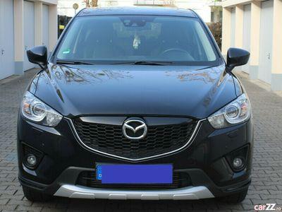 second-hand Mazda CX-5 Sports Line AWD, piele, navi, Euro 6, 175 CP