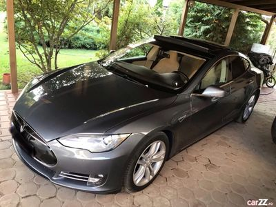 second-hand Tesla Model S 2014 full