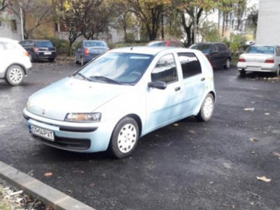 second-hand Fiat Punto 1,2 Benzinà