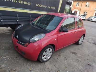 second-hand Nissan Micra 2007