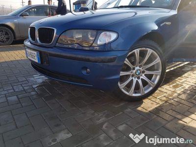 second-hand BMW 320 D Face-lift 150 cv din 2003 stare impecabilă