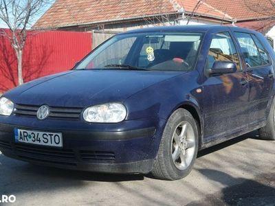 second-hand VW Golf IV - an 1999, 1.9 Tdi