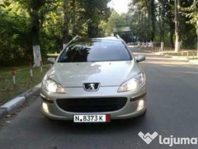 second-hand Peugeot 407 sw, 136 cp, 2.0 hdi