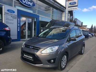 second-hand Ford C-MAX 2.0