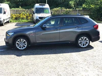 second-hand BMW X1 facelift 2.0 diesel 143 cp sdrive
