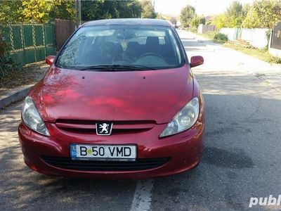 second-hand Peugeot 307 an 2.0 hdi 177.000 km