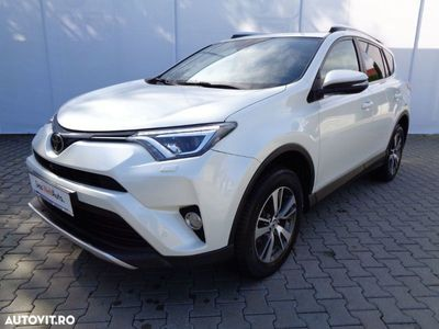 second-hand Toyota RAV4 2,0 Valvematic Lounge MDS 4WD Aut.