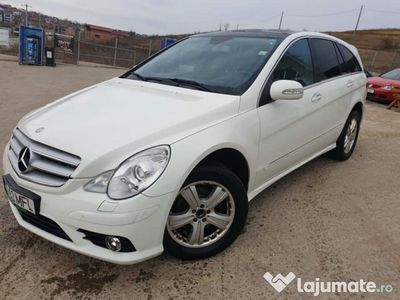 second-hand Mercedes R300 cdi 2009 full extra
