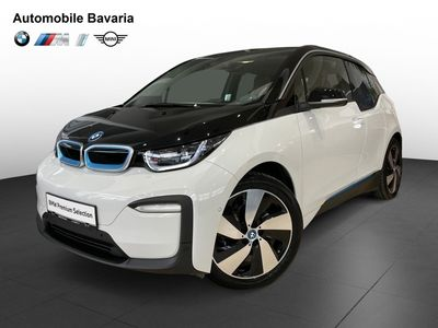 second-hand BMW i3 iBasis