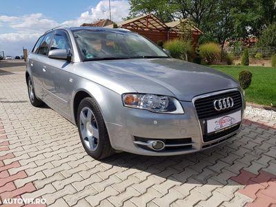 used Audi A4 B7