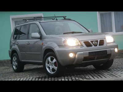 second-hand Nissan X-Trail 4x4 TRAPA PANORAMICA