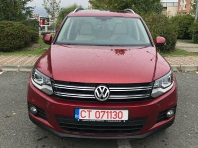 second-hand VW Tiguan 2.0