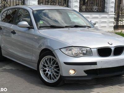 used BMW 120 d NAVIGATIE, 2.0 Diesel, an 2006